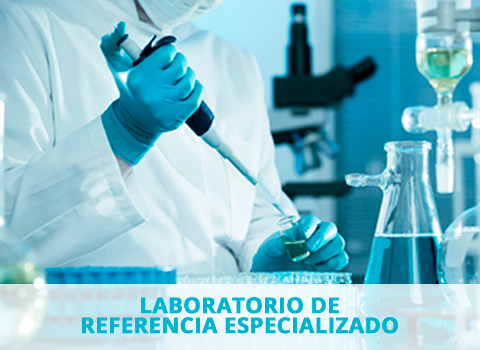 Laboratorio de referencia especializado